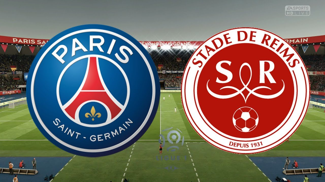 Ligue 1 2018/19 - PSG Vs Stade De Reims - 26/09/18 - FIFA
