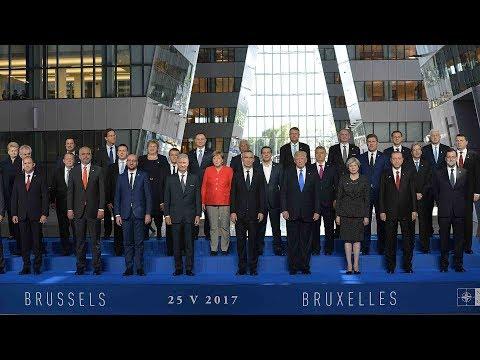 NATO enlargement: Western alliance looks eastwards in recruitment