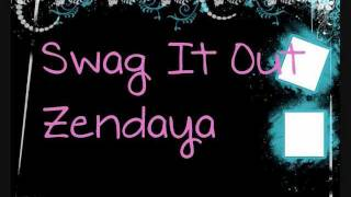 Swag It Out Instrumental Zendaya