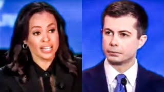 Debate Host PRESSURES Mayor Pete on Criminal Justice Failures