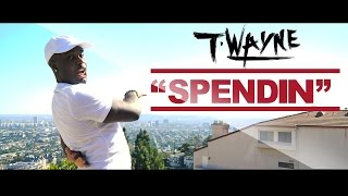Rickey Wayne - Spendin