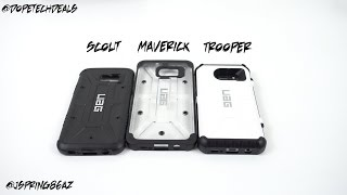 Galaxy S7 and S7 Edge Case Lineup from Urban Armor Gear!(, 2016-03-28T15:58:58.000Z)