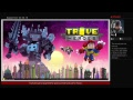 Free flux on trove