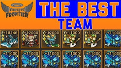 The Best Team - Endless Frontier