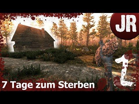 7 Days to Die - Das Turbogameplay - 1