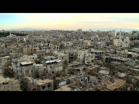 Syria: Heading Home to Ruined Homs
