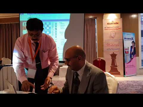 Master Class with GM Pravin Thipsay Part I