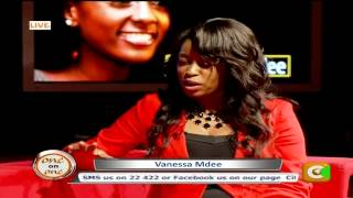 One on One with Vanessa Mdee