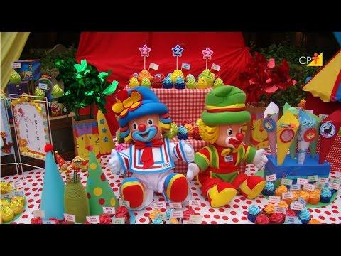 Conservação e Restauração de Peças - Curso a Distância Montagem e Decoração de Festa Infantil