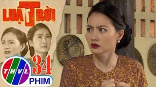 image Luật trời - Tập 34[2]: Bà Trang hốt hoảng khi nhìn thấy Bích đeo chiếc lắc của Thảo