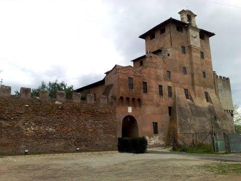 Castello Di Porto A Fiumicino - Castle Of Porto in Fiumicino