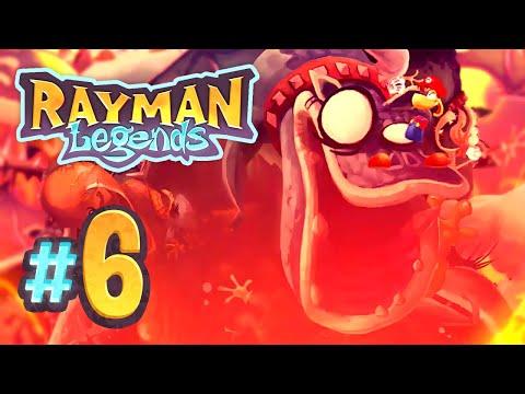 Rayman Legends | Castle Rock - 6 (5-Player)