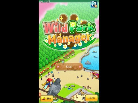 Wild Park Manager #1 [Kairisoft] | Gameplay
