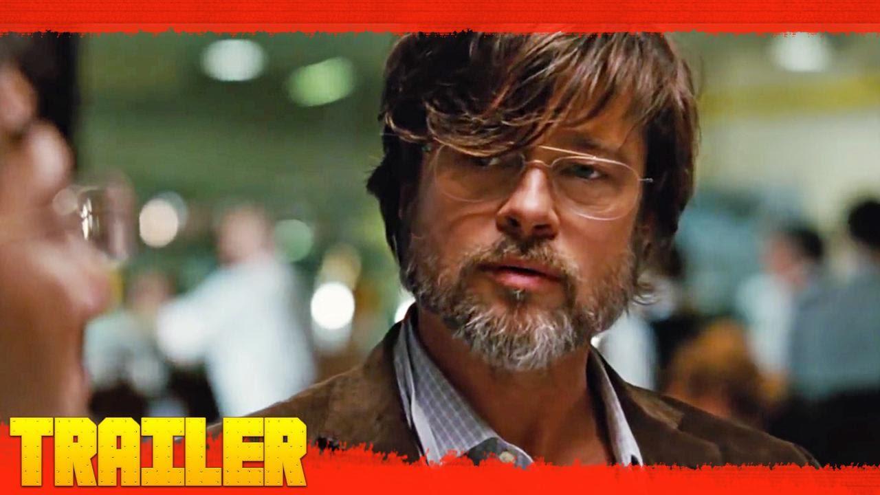 La Gran Apuesta 2016 Tráiler Brad Pitt Español Youtube