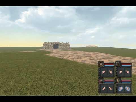 видео: legend of  grimrock 2 урок 5 делам верхнии уровень