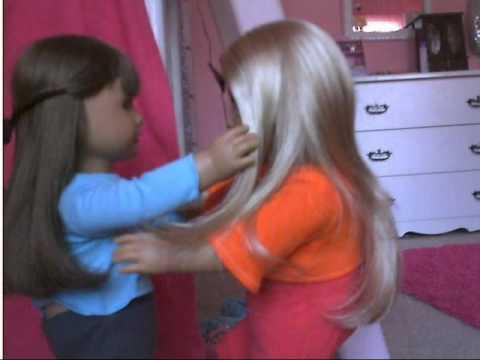 humping doll American girl