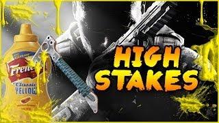 Black Ops 2: High Stakes - TEASPOON OF MUSTARD