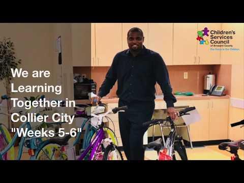 Weeks 5/6 - Learning Together Program