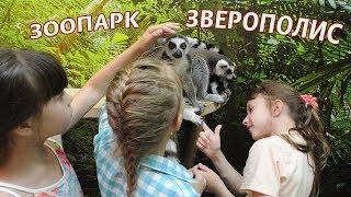 Зоопарк Зверополис (Космополит, лето 2018 г.)