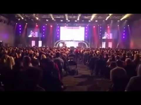 Brian Mayne om Goal Mapping for 2000 personer i Oslo  2. juli 2016