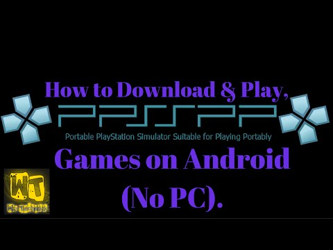 How To Download PSP Games On Android [No PC]. | BIG-E 23
