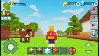 World Craft Building - Android Gameplay FHD Part 3