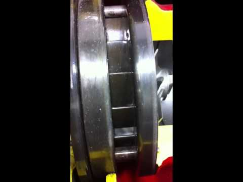 Variable Vane Turbo - Cut Away