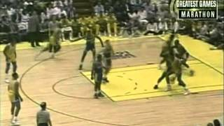 Tim Hardaway (28pts/14asts/8stls) vs. Lakers (1991 Playoffs)