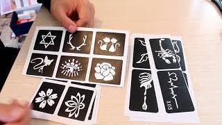 Трафареты для травления ножей из Китая / Наклейки для травления с АлиЭкспресс / Обзор Sekira Sochi