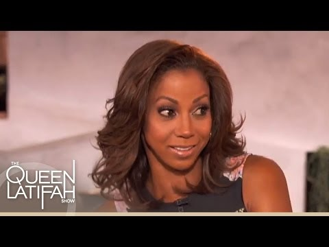Holly Robinson Peete Talks About Her Son's Autism
