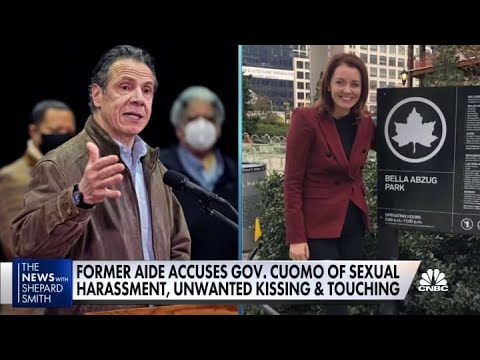 Cuomo accuser, a Democrat, blames her own party for 'hatred spewed' on Twitter against his alleged victims