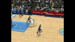 NBA 2K11 Perfect Slam Dunk