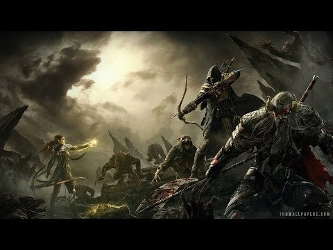 The Elder Scrolls Online - FULL Soundtrack (1080p HD)