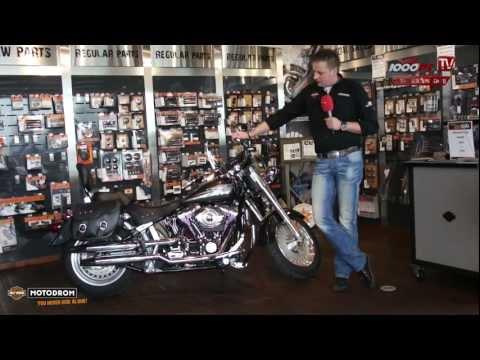 Harley Davidson Dyna Fatboy Motodrom
