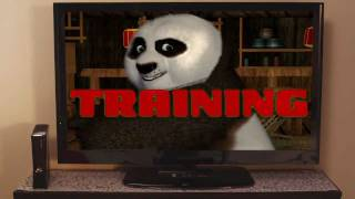 Kung Fu Panda 2 video game commercial