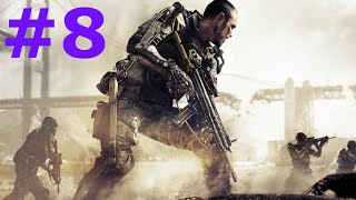 Call Of Duty Advanced Warfare PC Max Settings R9 290 Playthrough - Mission 8