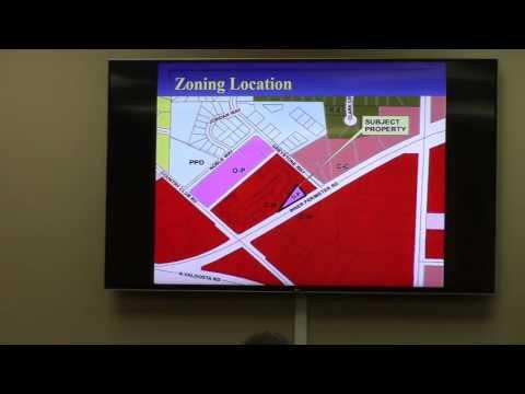 8. VA-2017-07 Sapelo Sound Investments LLC - 3169 Inner Perimeter Road