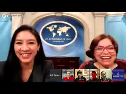 Google+ Hangout on Going for Gold: Advancing International Disability Rights