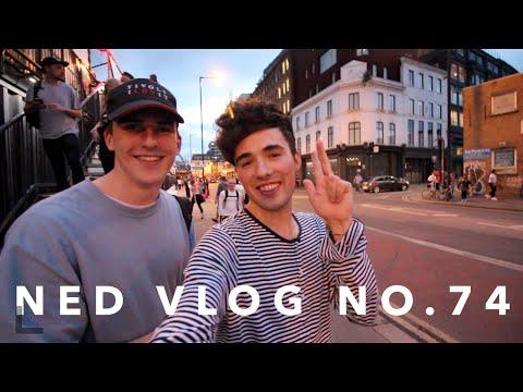 Adrian Bliss On The Vlog! - Vlog 74