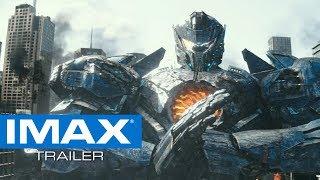 Pacific Rim Uprising IMAX® Trailer #2