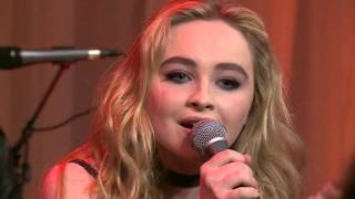 Sabrina Carpenter - Smoke and Fire (LIVE acoustic)
