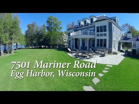 New Luxury Home in Door County Wisconsin