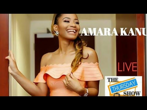 The Thursday Show Live - AMARA KANU (Libya Anti Slavery Campaigner)