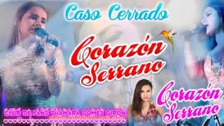 CASO CERRADO - THAMARA GOMEZ (LETRAS) 2015