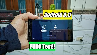PUBG On Nokia 3 | Android 8.1!! 🔥 Heating Issues? (February Update)