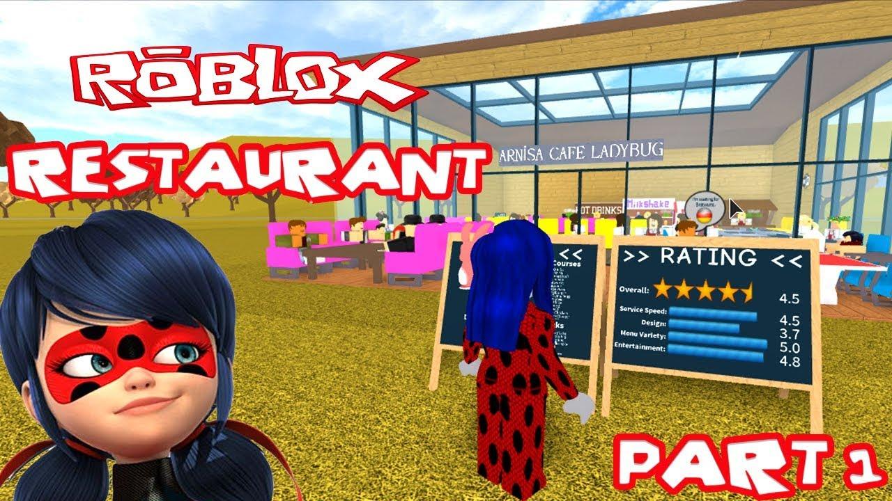 Roblox Oyunlari Mucize Ugur Bocegi Ile Restaurant Tycoon