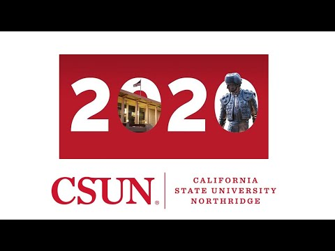 CSUN Presents: Congressional District 25 Candidate Forum for the March 3, 2020 Special Election