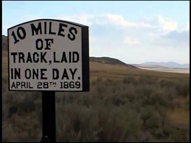 Travel 'N Truck Golden Spike Historic Site, Promontory Point, Utah