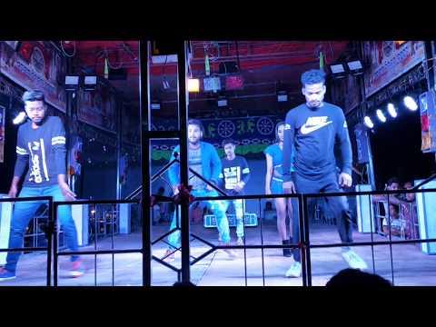 Heijiba Tajmahal Lal Kilaa Stage Dance
