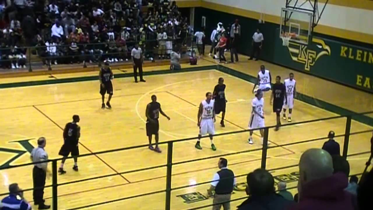 1st Qrt - Dekaney High School @ Klein Forest High School 02/01 ...